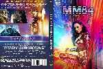 miniatura Mujer Maravilla 1984 Custom Por Lolocapri cover dvd