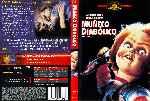 miniatura Muneco Diabolico 1988 Por Warcond cover dvd