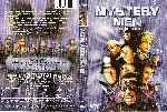 miniatura Mystery Men Por Xaviertxo cover dvd