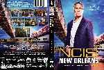 miniatura Ncis New Orleans Temporada 06 Custom Por Lolocapri cover dvd