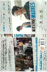 miniatura Nuestras Madres Por Songin cover dvd