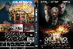 miniatura Objetivo La Casa Blanca Custom Por Chechelin cover dvd