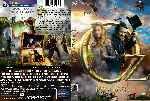 miniatura Oz El Poderoso Custom Por Sorete22 cover dvd