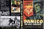 miniatura Panico En Las Calles Custom Por Xato cover dvd