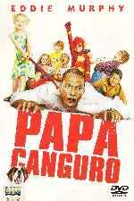 miniatura Papa Canguro Inlay 01 Por Tetetete cover dvd