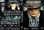 miniatura Peaky Blinders Temporada 01 Custom Por Jonander1 cover dvd