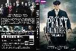 miniatura Peaky Blinders Temporada 03 Custom V2 Por Lolocapri cover dvd