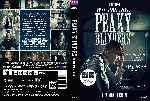 miniatura Peaky Blinders Temporada 05 Custom Por Lolocapri cover dvd