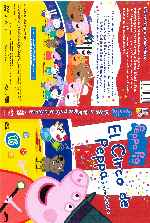 miniatura Peppa Pig El Circo De Peppa Por Songin cover dvd