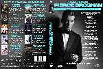 miniatura Pierce Brosnan Coleccion Custom Por Lolocapri cover dvd