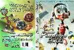 miniatura Pinocho 3000 Region 1 4 Por Padrecito cover dvd
