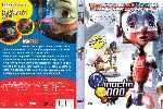 miniatura Pinocho 3000 Region 4 Por Seba19 cover dvd