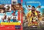 miniatura Piratas 2012 Custom V2 Por Jorgedenis cover dvd