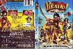 miniatura Piratas Una Loca Aventura Region 4 Por Haroldo Perez cover dvd