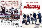 miniatura Rapido Y Furioso 5 Custom Por Damisei cover dvd