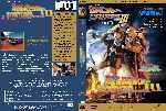 miniatura Regreso Al Futuro Iii Custom Por Peppp cover dvd