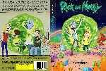 miniatura Rick And Morty Temporada 01 Custom V2 Por Lolocapri cover dvd