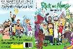 miniatura Rick And Morty Temporada 02 Custom Por Lolocapri cover dvd