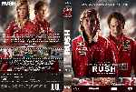 miniatura Rush 2013 Custom Por Vigilantenocturno cover dvd