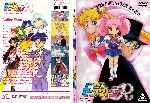 miniatura Sailor Moon R Temporada 02 Custom Por Benitsu cover dvd