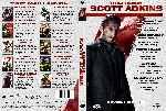 miniatura Scott Adkins Coleccion Custom Por Lolocapri cover dvd