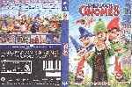 miniatura Sherlock Gnomes Por Songin cover dvd