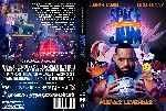 miniatura Space Jam Nuevas Leyendas Custom V2 Por Lolocapri cover dvd