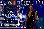 miniatura Species Trilogy Custom Por Japalc cover dvd