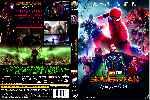 miniatura Spider Man Lejos De Casa Custom V3 Por Jhongilmon cover dvd