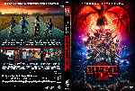 miniatura Stranger Things Temporada 02 Custom V2 Por Lolocapri cover dvd
