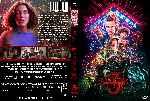 miniatura Stranger Things Temporada 03 Custom Por Franvilla cover dvd