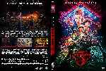 miniatura Stranger Things Temporada 03 Custom V2 Por Lolocapri cover dvd