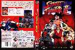 miniatura Street Fighter 2 La Pelicula Por Moneiba cover dvd