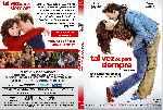 miniatura Tal Vez Es Para Siempre Custom Por Fable cover dvd