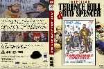 miniatura Tambien Los Angeles Comen Judias Coleccion Terence Hill Y Bud Spencer Custom Por Lolocapri cover dvd