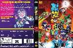 miniatura Teen Titans Go Vs Teen Titans Custom Por Mrandrewpalace cover dvd