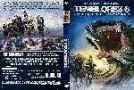 miniatura Temblores 6 Un Dia En El Infierno Custom Por Lolocapri cover dvd