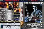 miniatura Terminator 2 El Juicio Final Custom Por Rtavip cover dvd