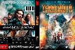miniatura Terremoto 2018 Custom Por Pmc07 cover dvd