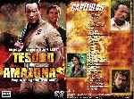 miniatura Tesoro Del Amazonas Inlay Por Ximo Raval cover dvd