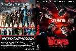 miniatura The Boys Temporada 01 Custom Por Lolocapri cover dvd