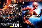 miniatura The Flash 2014 Temporada 01 Por Mackintosh cover dvd