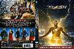 miniatura The Flash 2014 Temporada 02 Custom V2 Por Terrible cover dvd