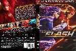 miniatura The Flash 2014 Temporada 05 Custom V Por Terrible cover dvd