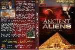 miniatura The History Channel Ancestros Alienigenas Temporada 01 Disco 01 Custom Por Claudio56 cover dvd
