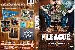 miniatura The League Temporada 02 Custom V2 Por Terrible cover dvd