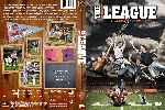 miniatura The League Temporada 03 Custom V2 Por Terrible cover dvd