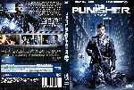miniatura The Punisher Vengador Custom Por Lolocapri cover dvd