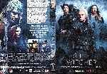 miniatura The Witcher Temporada 01 Custom Por Gaabomaartinez cover dvd