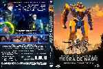 miniatura Titanes Del Pacifico Tierra De Nadie Temporada 01 Custom Por Lolocapri cover dvd